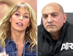 """El exguardaespaldas de Rocío Carrasco se pronuncia sobre Antonio David: """"La agarraba del brazo y zarandeaba"""""""