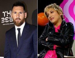"""Susi Caramelo sorprende contando la historia de cómo rechazó a Messi: """"Le dije que no porque era pobre"""""""