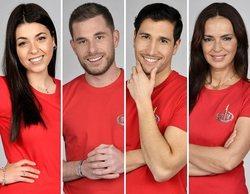 'Supervivientes 2021': Lola, Tom, Gianmarco y Olga, primeros concursantes nominados