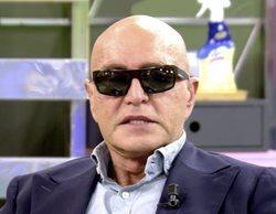 """El motivo por el que Kiko Matamoros acudió a 'Sálvame' con gafas de sol: """"Es desagradable"""""""