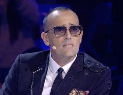 Discrepancia de Risto Mejide con el resto de sus compañeros de 'Got Talent España' por Dúo Ebenezer