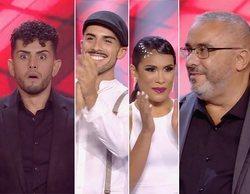 Cristian Montilla, Juan Carlos Martos y el dúo Stefanny y Michael pasan a la final de 'Got Talent España'