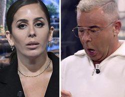 """Anabel Pantoja sorprende a Jorge Javier Vázquez tras su cirugía estética: """"¿Cuántos litros has perdido?"""""""