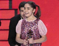 La virtuosa del violín Sofía Rodríguez, ganadora de la tercera edición de 'Prodigios'