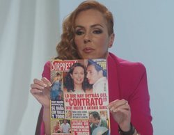 """Carlota, ante las críticas a Lydia Lozano por dar falsa información de Rocío Carrasco: """"No perdáis el foco"""""""