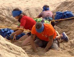 Confusión y acusaciones de tongo contra 'Supervivientes 2021' por la dificultad para hallar un saco enterrado