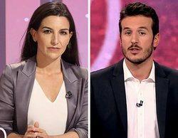 Vox carga contra TVE después de que Diego Losada desmontara los falsos argumentos de Rocío Monasterio en directo