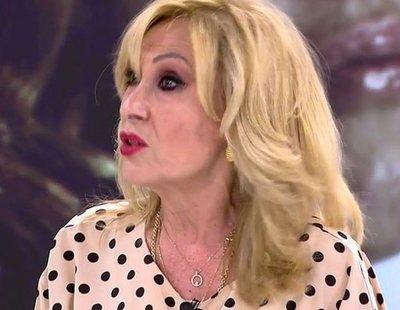 Rosa Benito tacha de mentirosa a Rocío Carrasco: