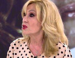 """Rosa Benito tacha de mentirosa a Rocío Carrasco: """"No se quedó ni una sola noche con Rocío Jurado"""""""