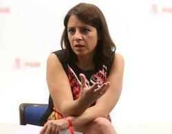 Adriana Lastra carga contra 'Ya es mediodía' y se muestra muy crítica por sus comentarios sobre Rocío Carrasco