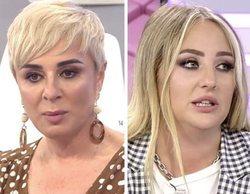 """Ana María Aldón defiende a Rocío Flores y empatiza a la vez con Rocío Carrasco: """"Ha hablado desde el corazón"""""""