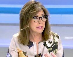 "Ana Rosa Quintana manda un mensaje tranquilizador tras vacunarse con AstraZeneca: ""No he tenido ni décimas"""