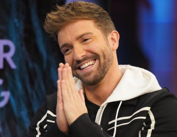 Pablo Alborán, fichaje estrella de 'La Voz' como coach en su octava edición