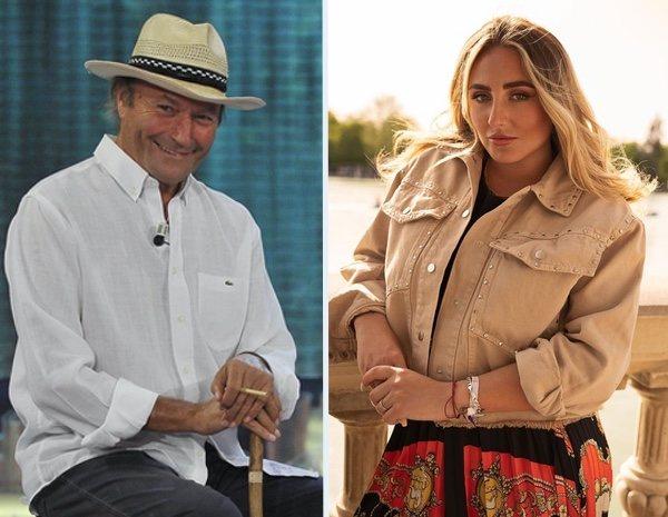 """Amador Mohedano carga contra Rocío Carrasco y muestra su apoyo a Rocío Flores: """"Habla con el corazón"""""""