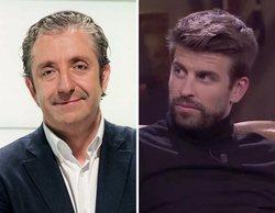 Josep Pedrerol le devuelve un sonoro zasca a Gerard Piqué, tras reírse de 'El Chiringuito de Jugones'