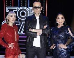 """Danna Paola, Isabel Pantoja y Risto Mejide hacen balance de 'Top Star': """"Lo difícil es que paguen por cantar"""""""