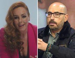 La emisión de los últimos episodios del documental de Rocío Carrasco, en peligro según Diego Arrabal