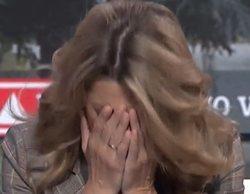 La reacción de Yolanda Díaz en 'Al rojo vivo' ante la noticia de la amenaza a Reyes Maroto
