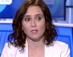 La entrevista a Isabel Díaz Ayuso en Trece destaca, pero no puede con el dominio de 'Ciudad cruel'