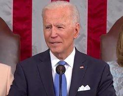 El primer discurso de Joe Biden ante el Congreso atrae más espectadores en ABC