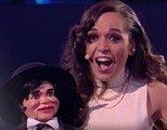 Celia Muñoz gana la sexta edición de 'Got Talent España' con su número de ventroloquía