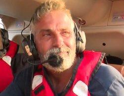 Carlos, cuarto concursante de 'Supervivientes' elegido para saltar del helicóptero