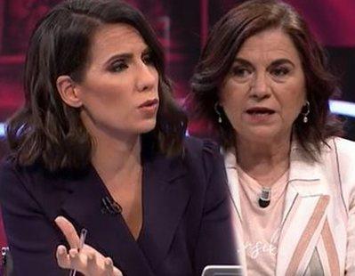 Las redes estallan contra Lucía Méndez por