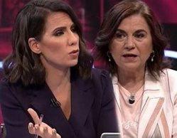 """Las redes estallan contra Lucía Méndez por criticar que se use el término """"fascismo"""" como """"algo peyorativo"""""""