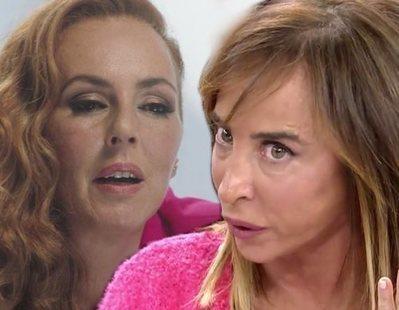 Rocío Carrasco desmonta las mentiras de María Patiño: