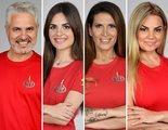'Supervivientes 2021': Alejandro, Valeria, Agustín, Alexia, Lara y Sylvia, concursantes nominados de la gala 5