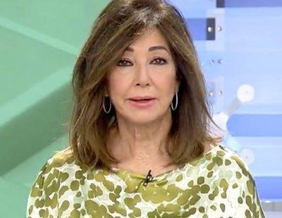 Ana Rosa culpa al Gobierno de las concentraciones tras el estado de alarma