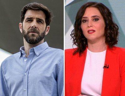 La tensa entrevista de Gonzo a Isabel Díaz Ayuso: