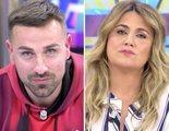 """Rafa Mora acusa a 'Sálvame' de demagogia y recibe la bronca de Carlota Corredera: """"No cuestiones mi trabajo"""""""