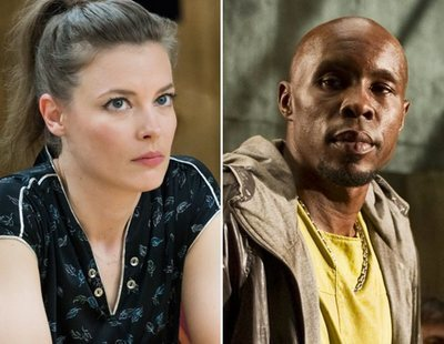 Gillian Jacobs y Wood Harris fichan por la serie de los Lakers que prepara HBO