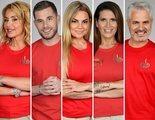 'Supervivientes 2021': Valeria, Tom, Sylvia, Lara y Agustín, concursantes nominados en la Gala 6
