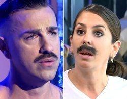 'Sálvame' sanciona a Rafa Mora y Anabel Pantoja sin empleo y sueldo durante una semana