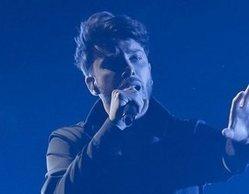 """Eurovisión 2021: Así ha sido el segundo ensayo de Blas Cantó con """"Voy a quedarme"""""""