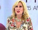 """Rosa Benito desmiente a Antonio Canales con indignación por sus palabras sobre Rocío Jurado: """"¡Es mentira!"""""""