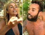"""El cruce de reproches entre Sylvia Pantoja y Omar Sánchez en 'Supervivientes': """"Se te está viendo la patita"""""""