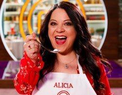 'Masterchef 9': Alicia, quinta aspirante expulsada de la edición
