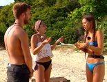 """Sandra, crítica con Melyssa en 'Supervivientes' por su revelación sobre Tom: """"Te tendría que dar las gracias"""""""