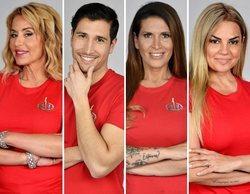 'Supervivientes 2021': Valeria, Gianmarco, Lara Sajén y Sylvia Pantoja, concursantes nominados en la Gala 7