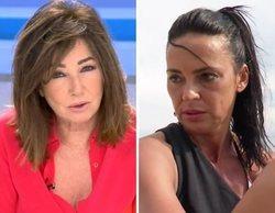 """Ana Rosa Quintana da la cara por Olga Moreno: """"¿No tiene derecho a hablar de lo que le preocupa?"""""""