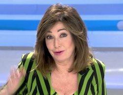 """Una espontánea llama """"psicótica"""" a Rocío Carrasco en directo y Ana Rosa Quintana responde: """"La tonta del día"""""""