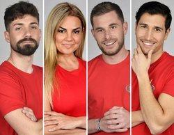 'Supervivientes 2021': Alejandro Albalá, Sylvia Pantoja, Tom Brusse y Gianmarco, nominados en la Gala 8