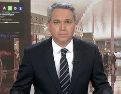 'Antena 3 noticias' arrasa en mayo: Vallés, el informativo más visto y Golpe lidera la sobremesa por 40º mes