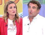 """Carlota Corredera explota contra Antonio Montero y le """"echa"""" de plató por llamar """"mala madre"""" a Rocío Carrasco"""