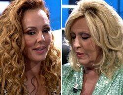 """Lydia Lozano entona el mea culpa en su cara a cara con Rocío Carrasco: """"Ha sido una bofetada muy gorda"""""""
