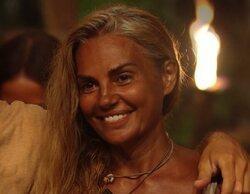 Sylvia Pantoja se traslada a Playa Destierro tras ser eliminada en 'Supervivientes 2021'
