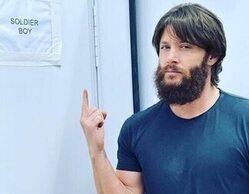 Jensen Akcles enloquece a sus fans mostrando sus músculos tras sus entrenamientos para grabar 'The Boys'